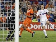 Голландцы могут опротестовать результаты матча с Россией