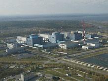 Хмельницкая АЭС отключила свои энергоблоки