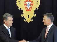 Президент Португалии: Украина двигается в направлении получения ПДЧ