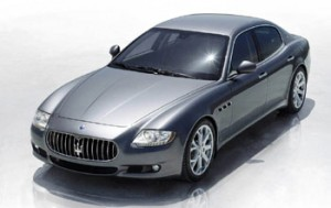 Maserati поработала над Quattroporte