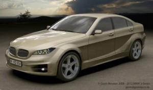 Новая BMW 3-й серии. Первое фото