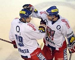 Чемпионат мира по хоккею начался с победы Чехии