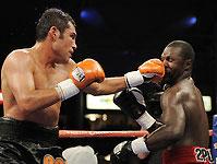Де ла Хойя вернулся в бокс