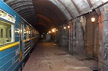Киевское метро продлит одну линию