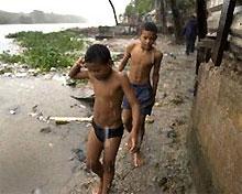 Количество жертв тропического циклона в Мьянме возросло до 22,5 тыс. человек