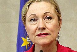 Комиссар Евросоюза выступила с критикой в адрес Москвы