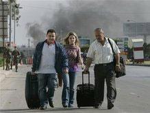Из-за обостренной ситуации в Ливане 13 спортсменов не могут вернуться на Украину