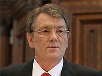 Ющенко отправляется в Литву, Израиль и Великобританию