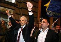 Выборы в Сербии: сторонники Тадича празднуют победу