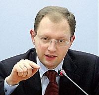 Яценюк назвал условие своего ухода в оппозицию