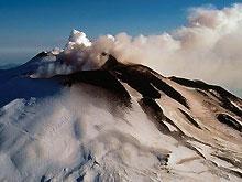 Вулкан Этна вновь проснулся