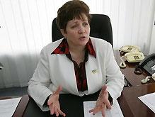 Семенюк-Самсоненко заявляет о разблокировании счетов ФГИ