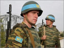 Украина готова направить в Грузию миротворцев