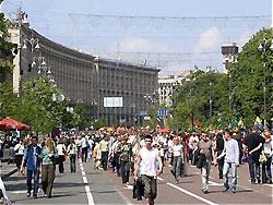 День Киева:  где лучше провести время