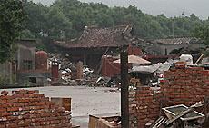 Новое землетрясение в Китае поставило под угрозу 200 тысяч домов