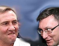 Дело о драке Луценко и Черновецкого передано в Генпрокуратуру