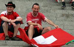На Евро-2008 швейцарские фанаты останутся без коровьих колокольчиков
