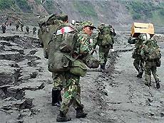 В Китае эвакуированы более 160 тысяч человек в ожидании наводнения
