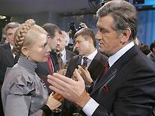 Завтра утром Тимошенко попросит Ющенко не уничтожать Украину