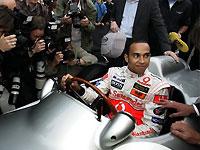 Пилота Формулы-1 оштрафовали за превышение скорости