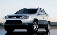 Hyundai Veracruz представлен в Украине