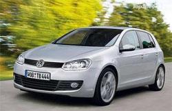 Volkswagen Golf шестого поколения появится в ноябре