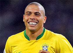 Роналдо возглавил список самых толстых футболистов