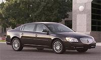 Buick Lucerne станет больше