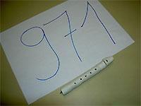 Создана пишущая ручка для слепых