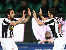Серия А: Милан сложил оружие в Турине