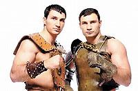 Братья Кличко сразятся дуг с другом