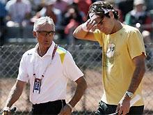 Роже Федерер нанял нового тренера