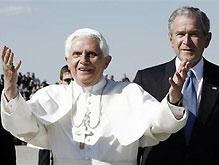 Папа Римский прибыл с официальным визитом в США