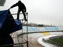 Киев и Львов катастрофически отстают в подготовке к Евро-2012
