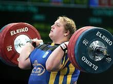 Самой сильной женщиной Европы стала украинка
