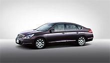 В Пекине показали новую Nissan Teana