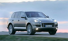 В Пекине представили Porsche Cayenne Turbo S