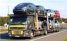 С 10 мая начнется подорожание автомобилей