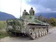 Грузия: война на Кавказе может вспыхнуть в любой момент
