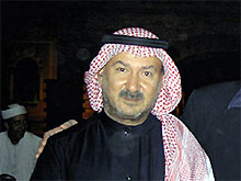 Брат бин Ладена соединит Азию и Африку