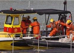 """На """"Нефтегазе-67"""" нашли 14 тел моряков"""