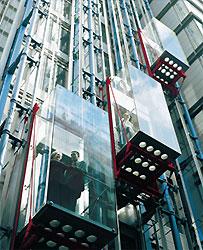 Японцы построили небоскреб для испытания лифтов