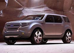 Ford представит концепт Explorer America