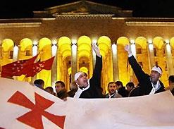 Оппозиция в ЦИК Грузии не согласна с результатами подсчета голосов