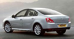 Renault Laguna станет седаном