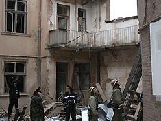 Взрыв дома во Львове унес жизнь одного человека