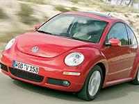 Начинается производство нового поколения Volkswagen Beetle