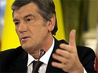 Ющенко не собирается передвигать выборы