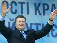 Янукович рассчитывает стать премьером
