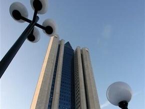 """""""Газпром"""": Возобновление переговоров с """"Нафтогазом"""" невозможно"""